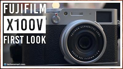 fujifilm x100v,fujifilm,fujifilm x100v launch,fujifilm x100v specs,fujifilm x100v price,