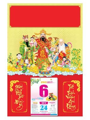 Công ty in lịch tết tại Đà Nẵng