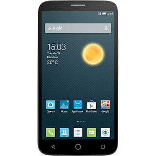 Alcatel Hero 2C - Cinza Chumbo