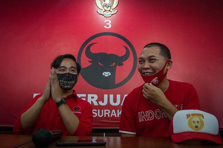 Perjalanan Gibran Jadi Cawalkot Solo dan Instruksi Megawati...