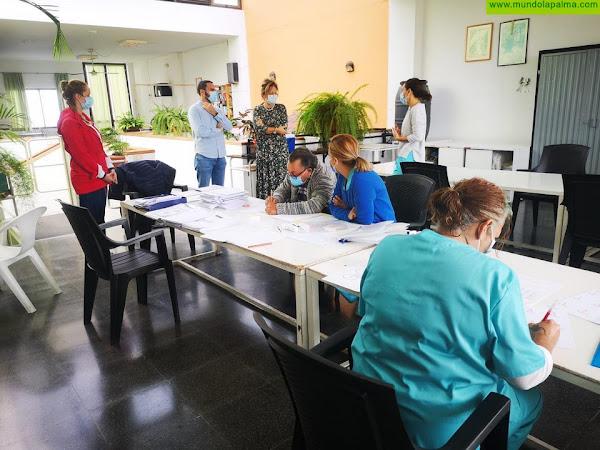 Servicios Sociales de El Paso muestra su satisfacción por la vuelta a Axerjo de las Unidades de AFA La Palma