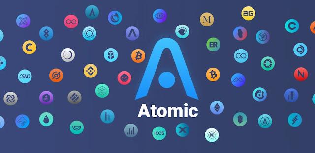 محفظة البيتكوين  Bitcoin Wallet & Ethereum Ripple ZIL DOT عنوان التطبيق الرسمي هو Atomic Wallet ، والذي تم تطويره بواسطة Atomic Wallet ونشره على Google Play.