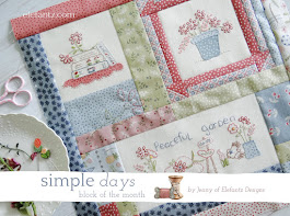 """Simple Days"" a nine-part block of the month"