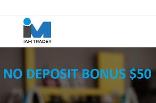 Iam-Trader $50 Forex No Deposit Bonus