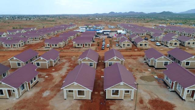 Iyumbu Housing Project photos Tanzania