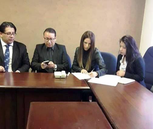 Centellas e Ibarra firmaron un convenio institucional por los niños ayer jueves