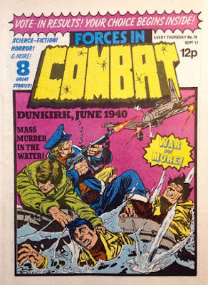 Forces in Combat #19, War is Hell