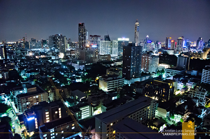 Bangkok City Skyline