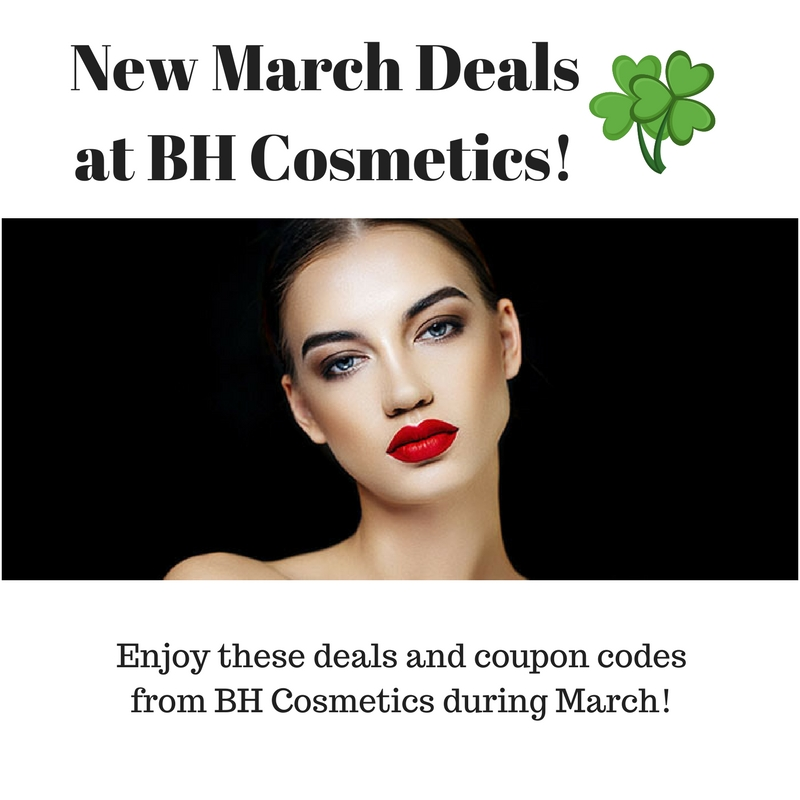 Arianne 39 s joys new march deals from bh cosmetics for Society 6 promo code