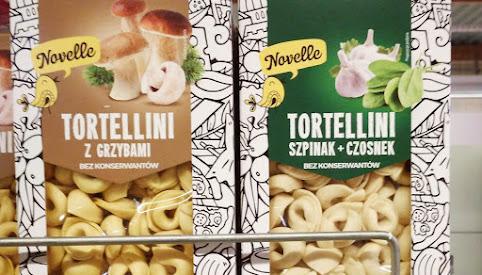 Tortellini, Novelle
