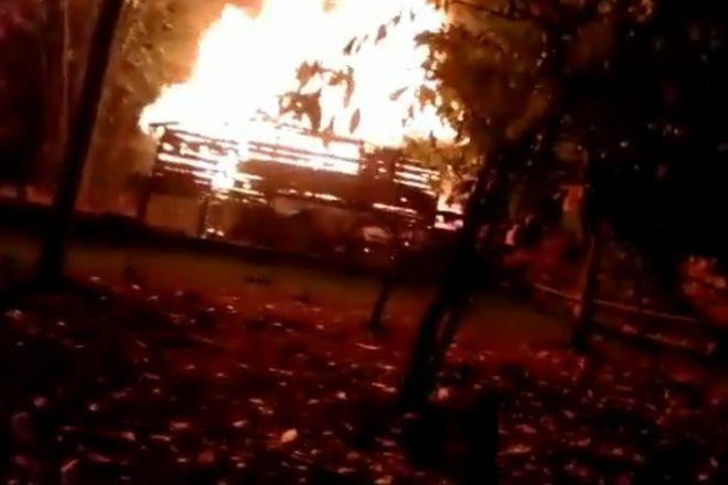 Kebakaran, Rumah Warga di Bone Ludes Akibat Korsleting