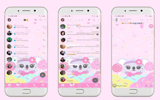 Animal Cute 2 Theme For YOWhatsApp & Fouad WhatsApp By Leidiane