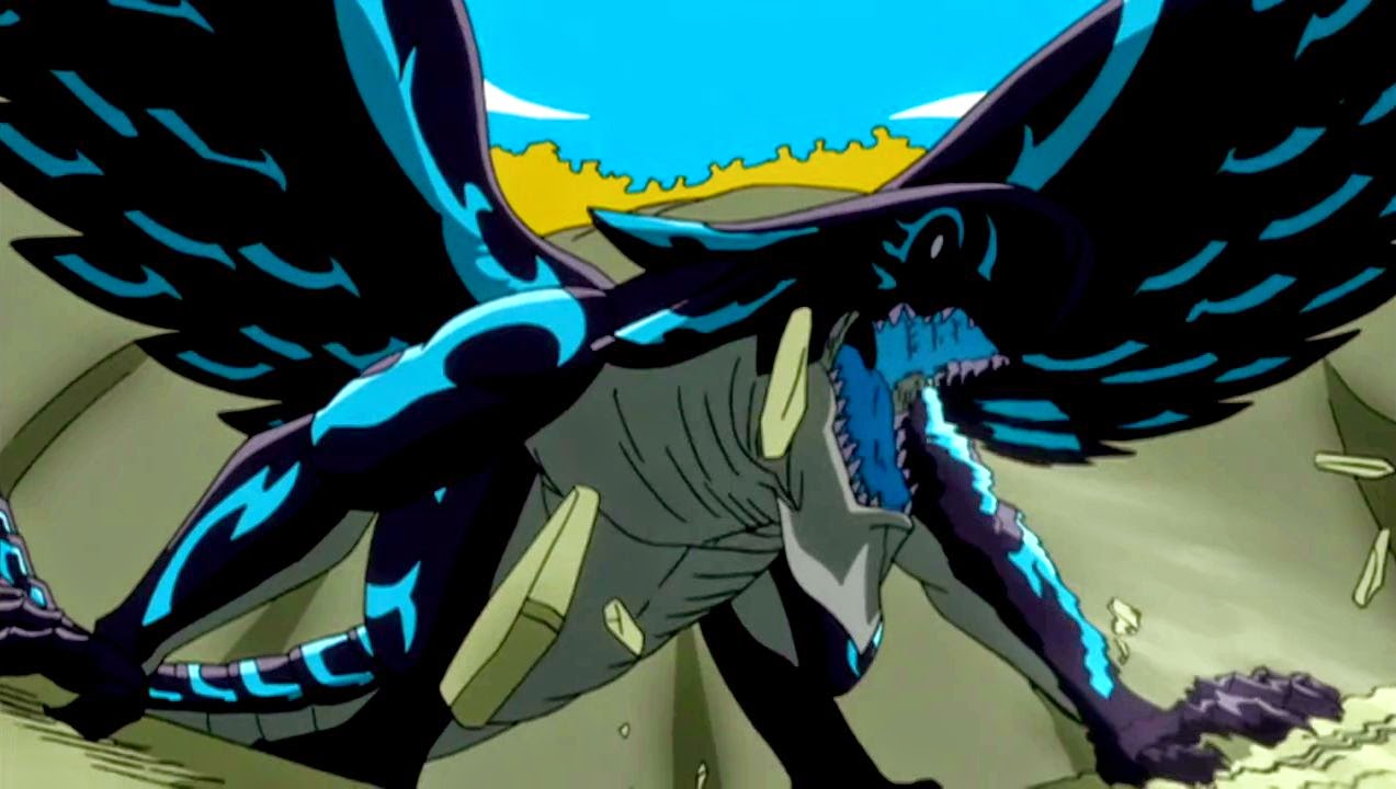 Acnologia fairy tail HD
