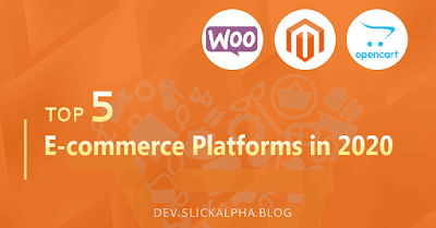 top-ecommerce-platforms-2020