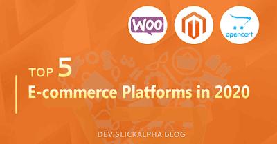 top-ecommerce-platforms-2020