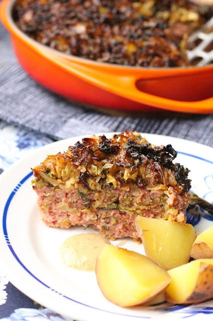 kalpudding recethe gratin de chou