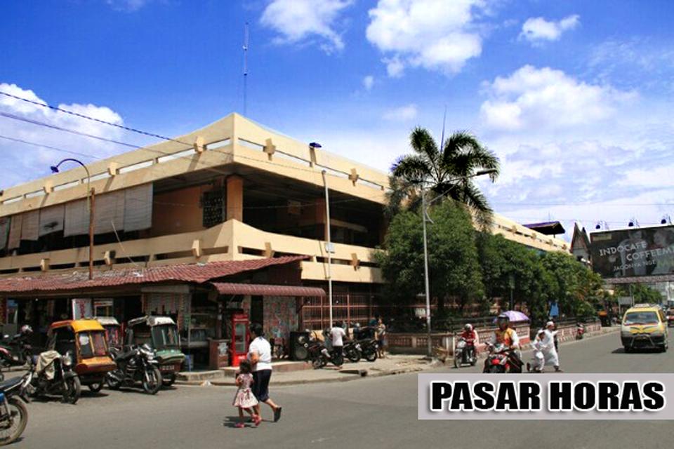 PD. Pasar Horas Jaya Kota Pematangsiantar