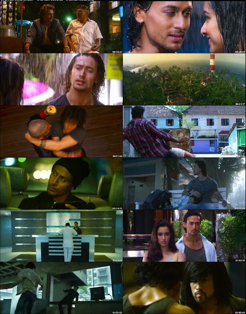 Download Baaghi (2016 Hindi Movie In 720p [1.9 GB] | 1080p [2.2 GB]