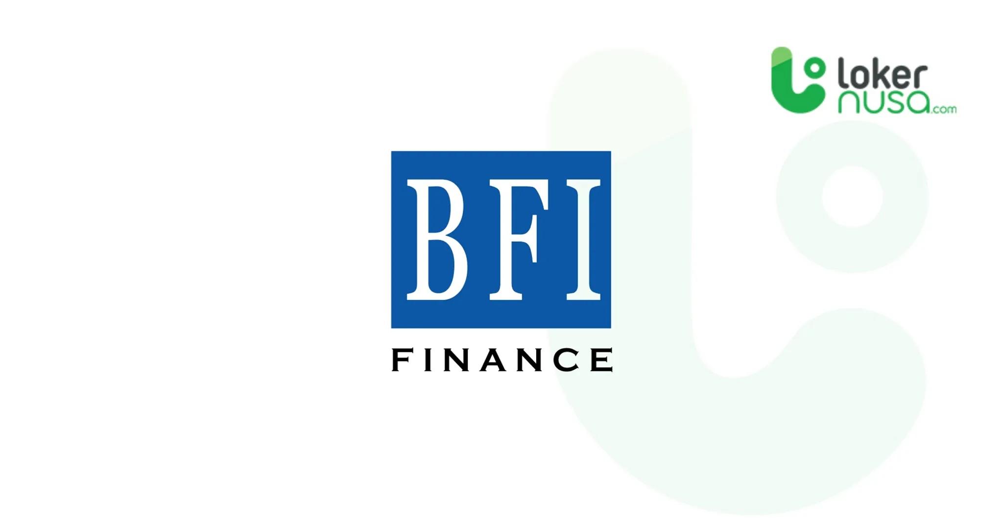 Lowongan Kerja Kalimantan -  BFI Finance