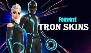 How to get Tron skin in battle royale fortnite