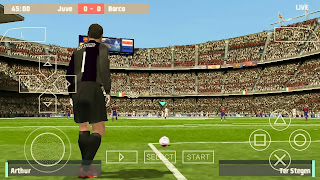 Télécharger FIFA 21 Camera PS5 PPSSPP - Kit de mise à jour + Nouveau visage + Nouveau transfert 2020/2021