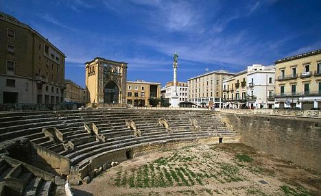 Turismo en Lecce, Italia