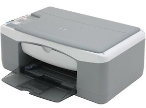 HP PSC 1110 All-in-One Pilote