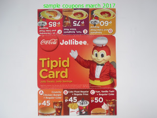 Jollibee coupons march