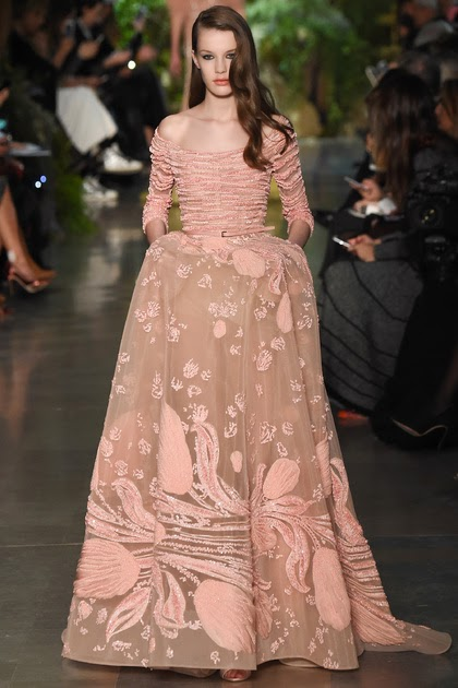 Elie Saab spring summer couture
