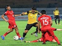 Barito Putera Dipermalukan Tamu Semen Padang 3 Gol Tanpa Balas