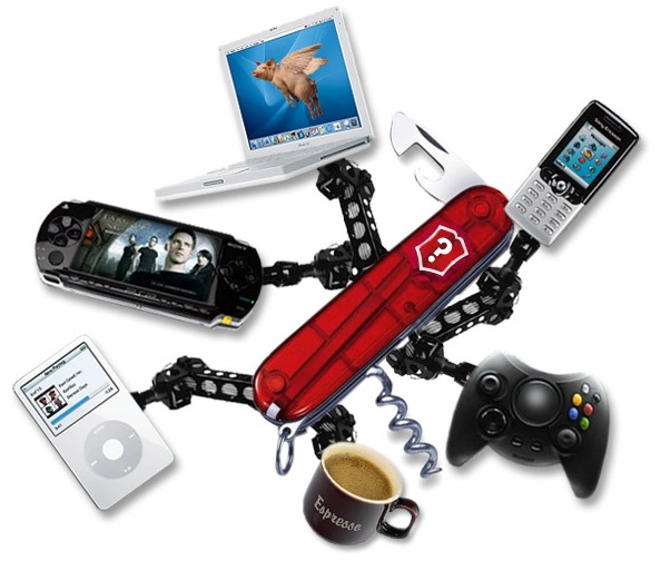 Importance of Gadgets in Day Life