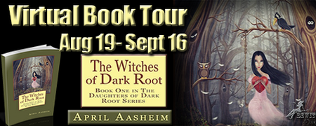 WW4BB Presents: A Spotlight & Review on The Witches of Dark Root by April Aasheim