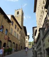 Via del Corso Italia, Arezzo.