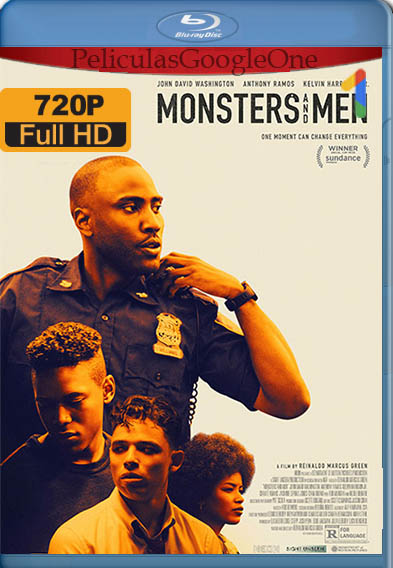 Monsters and Men (2018) HD 720P |[Latino-Inglés] [GoogleDrive][memo38HD]