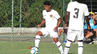 Sub 20: Sport vence Botafogo no Rio e se recupera na competição