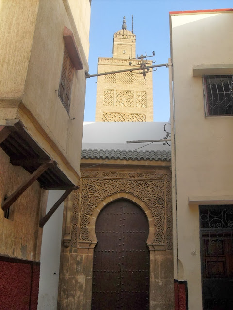 Gran mezquita Salé