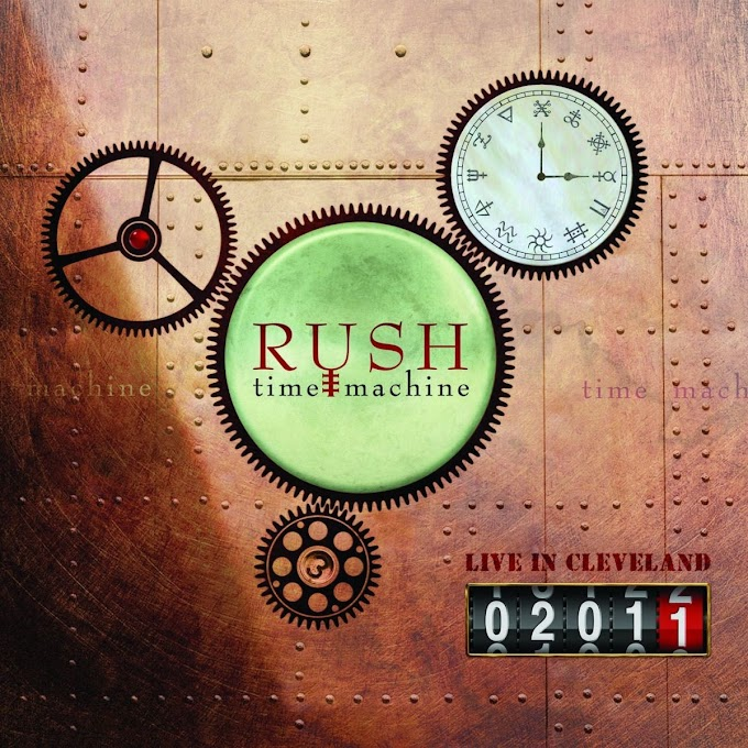 Rush - Time Machine 2011: Live In Cleveland (2011)