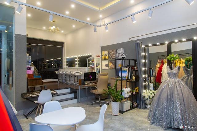 Bán nhà mặt tiền đường Hàn ThuyênPhường An Bình nhà nở hậu rất đẹp 106.6mv