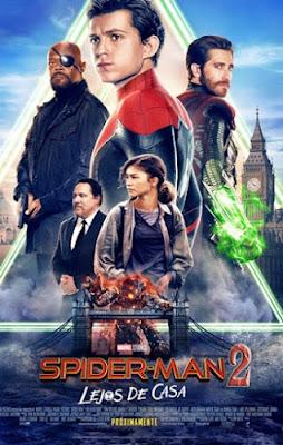 descargar Spider-Man 2: Lejos de casa en Español Latino
