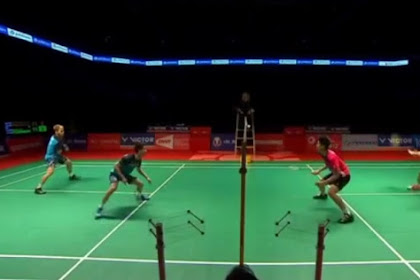Kevin/Marcus Juara Badminton Malaysia Masters 2019