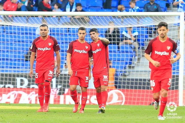 Crónica RCD Espanyol 0 - Sevilla FC 1