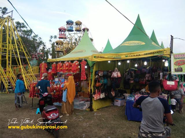 Pasar Rakyat Besuki dalam rangka Maulid Nabi