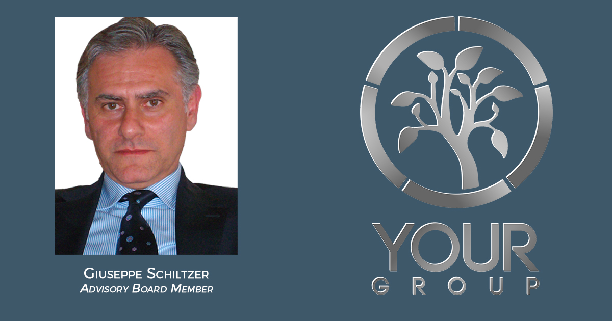 Giuseppe Schiltzer entra in YOURgroup come Advisory Board Member