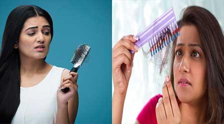 Hair Fall  Natural  Remedy