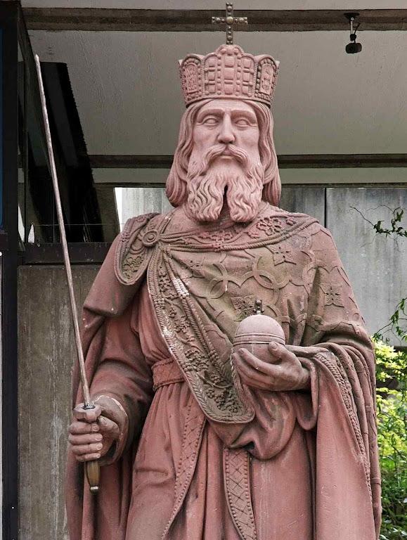 Carlos Magno, Historischen Museum, Frankfurt