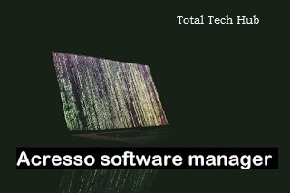 Acresso-software-manager