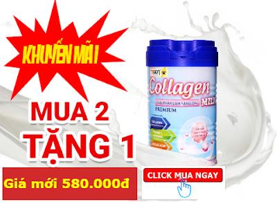 Sữa Collagen Milk giá bao nhiêu?