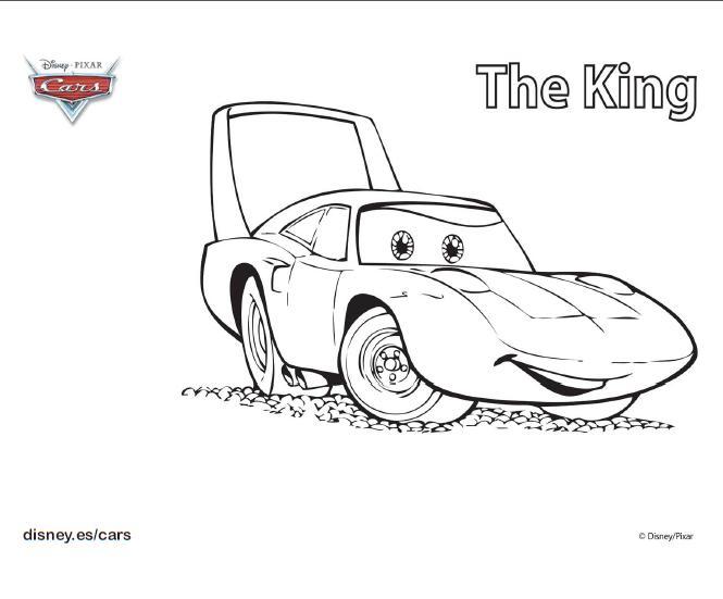 inolgo  entretenimiento infantil pintar  cars 13