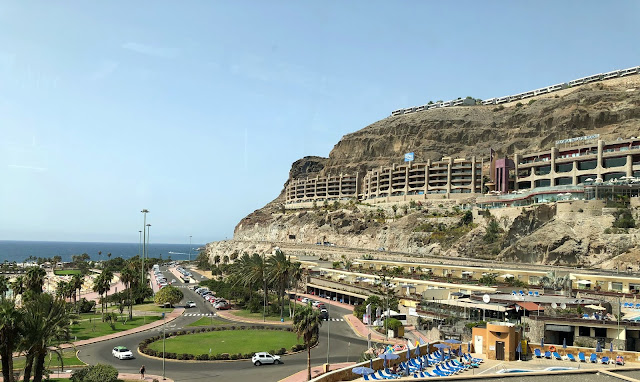 damazprowincji.blogspot.com, stolica, puerto rico,portowe miasteczko, gran canaria, wyspy kanaryjskie