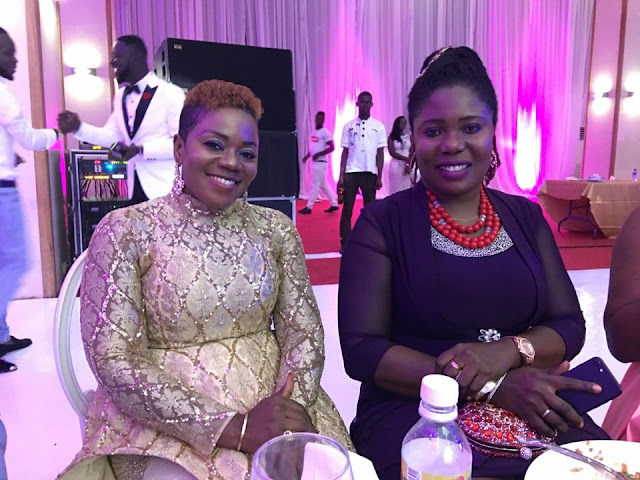 Piesie Esther performs at Dr. Kwame Despite daughter's glamorous wedding